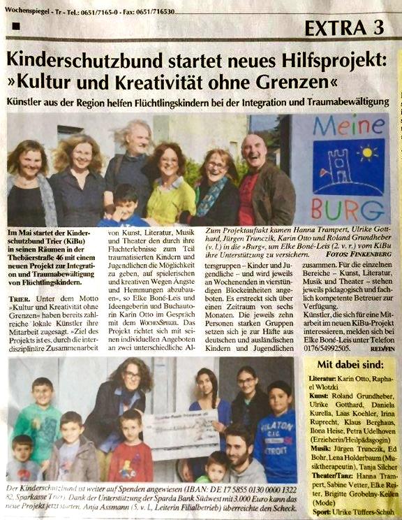 Trierer Wochenspiegel